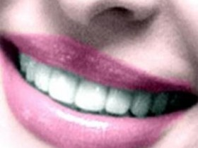 усмешка,зубы