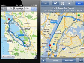 Эпл Maps