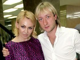 Евгений,Плющенко,Яна,Рудковская