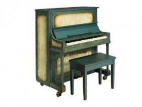 пианино,