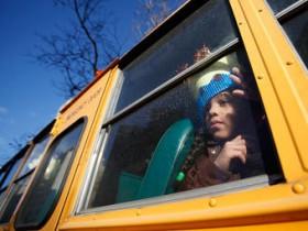 студенческий,автобус,дети