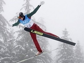 скачки,На,лыжах,с,трамплина