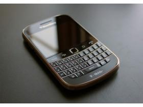 QWERTY-версия телефона на BlackBerry 10