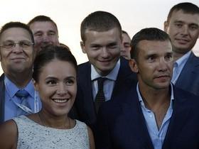 шевченко-политик