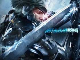 Metal,Gear,Rising,,Revengeance