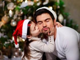 Бондарчук с дочерью