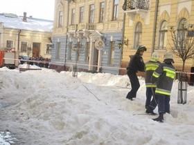 взрыв в Черновцах