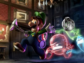 Luigi'с Mansion: Dark Moon