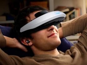 индивидуальный 3D-дисплей Сони