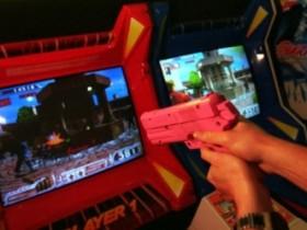 автоматы со световым ружьем