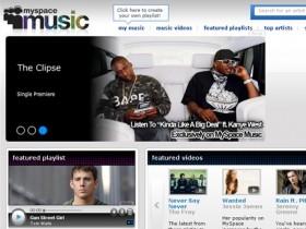 MySpace,Music,