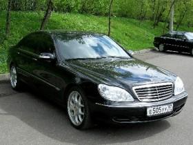 Mercedes,220
