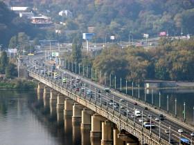 мост, Патона, Киев