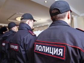 милиция города Москва