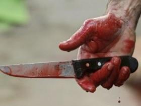 драка,нож