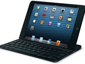 Logitech Ultrathin Keyboard мини: