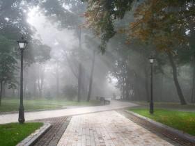 мариинский,парк