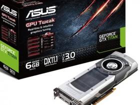 ASUS GeForce GTX Титан