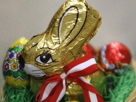 шоколадный заец