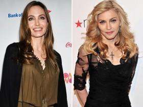 Джоли,Мадонна