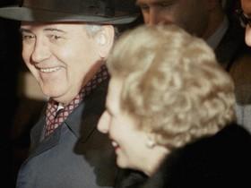 Горбачев,Тэтчер