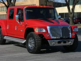 Янукович старший обзавелся Military Extreme Truck