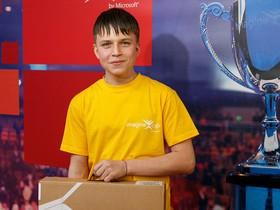 Конкурс от Майкрософт выиграл ученик из Донбасса