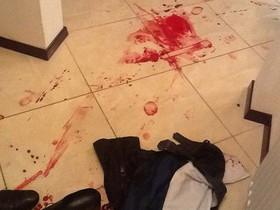 кровь,нападение