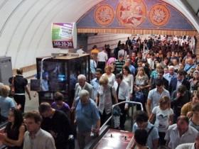 В киевском метрополитене экспериментируют с льготниками