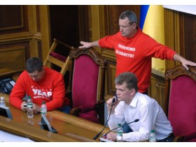 Блокирование Высшей Рады Кличко полагает правомерным шагом