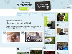 My Social Petwork