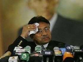 Первез Мушаррафа