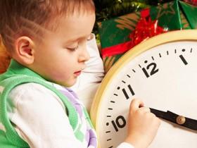 малыш,время