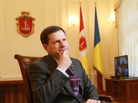 губернатор Одессы