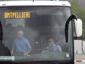 автолюбители автобусов