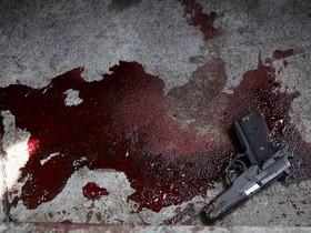 кровь,револьвер,убийство