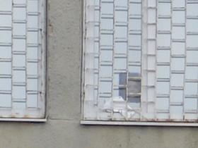 Тимошенко в окне клиники