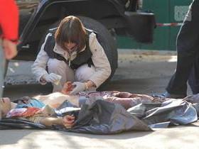 убийство на саксаганского