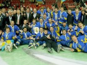 Сборная Украины по хокею