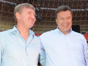 """Янукович поприветствовал """"Шахтера"""" с победой в первенстве Украины"""