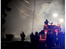 авиакатастрофа,буффало,США
