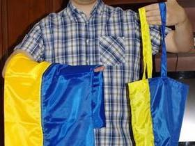 сумки из флага