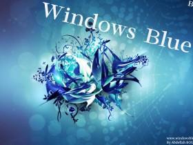 Виндоус Blue