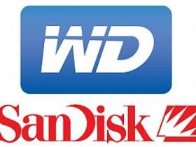 WD и SanDisk