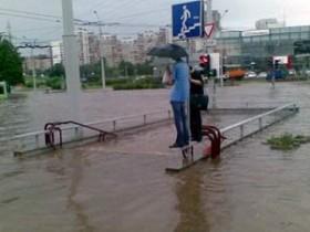киев,потоп