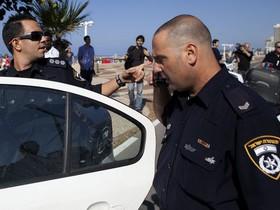 милиция Израиля