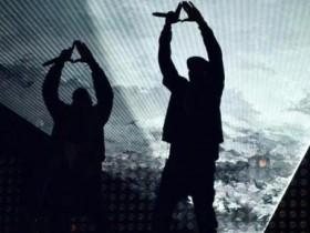Канье Уэст спел свежий сингл в 10 городах синхронно