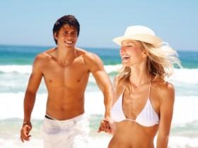пляжный роман