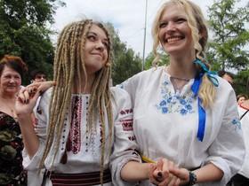 вышиванка,украинки