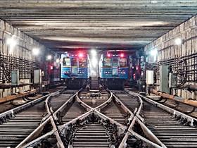 метро,туннель